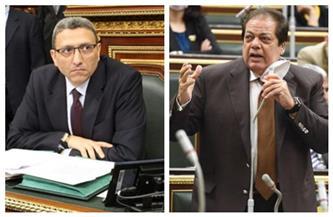 """فوز """"أبو العينين"""" و""""سعد الدين"""" بمنصبي وكيلي مجلس النواب"""