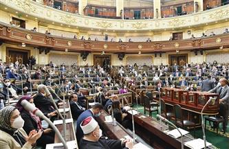 انتهاء التصويت علي انتخاب وكيلي مجلس النواب