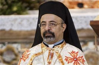 الأنبا إبراهيم إسحق: نصلي من أجل وطننا الحبيب والرئيس السيسي