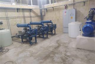 مشروع متكامل للصرف الصحي بمدينة مرسى علم جنوب البحر الأحمر | صور