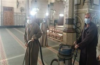وزير الأوقاف: فتح مسجد النور اليوم مع الالتزام بالإجراءات الوقائية
