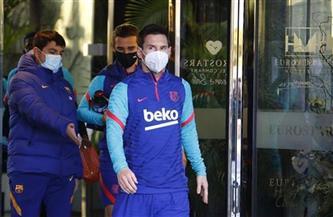 شكوك حول مشاركة ميسي أمام ريال سوسيداد في كأس السوبر الإسباني.. الليلة