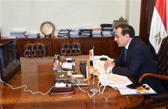 وزير البترول يوجه بالإسراع في مشروعات التحول الرقمي بمعامل التكرير