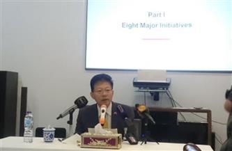 مسئول صيني: بكين ضخت 89.33 مليون دولار استثمارات جديدة بالسوق المصري خلال 2020