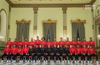 استبعاد الأحمر.. 16 لاعبًا في قائمة المنتخب الوطني لليد استعدادا لمواجهة تشيلي