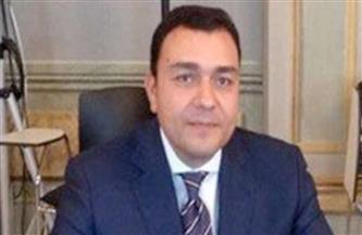 السفير إيهاب فهمي يناقش مع رئيس الحكومة التونسية ترتيبات اللجنة المشتركة