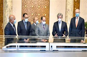 يربط محافظات مصر ويخدم جميع الفئات.. القطار الكهربائي شريان جديد يعزز مخططات التنمية