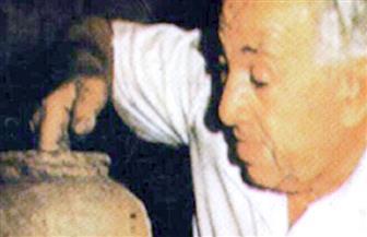 صاحب لوحات «حديقة الحيوان».. سعيد الصدر «شيخ الخزافين»