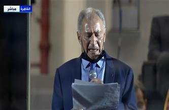 حسن مصطفى يوجه الشكر للرئيس السيسي على رعايته مونديال كرة اليد