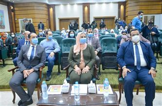 وزيرة التضامن: 10448 أسرة استفادت من حملات الزيارات المنزلية ببرامج التوعية من الإدمان بالأسمرات