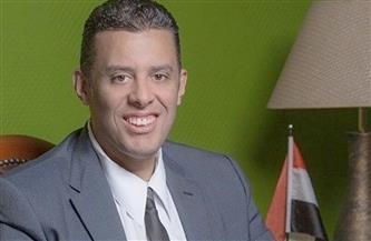 نائب رئيس مستقبل وطن يهنئ رئيس مجلس النواب ووكيليه