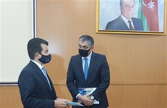 بحث آفاق التعاون بين الإيسيسكو وأذربيجان في مجالات التكنولوجيا | صور