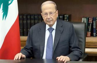 الرئيس اللبناني: الدولة لن تألو جهدا حتى يصل لقاح كورونا إلى أكبر عدد من اللبنانيين