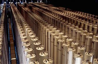 إيران تعمل على إنتاج وقود من اليورانيوم المعدني لمفاعل أبحاث