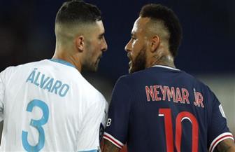 اشتعال الجدل بين نيمار وألفارو على تويتر بعد السوبر الفرنسي