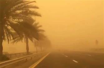تعرف على أسباب الرياح الترابية والانخفاض في درجات الحرارة| صور