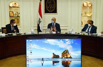 """وزير الإسكان يترأس أول اجتماع للجنة متابعة تنفيذ المبادرة الرئاسية """"حياة كريمة"""" لتطوير القرى"""