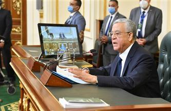 المستشار حنفي جبالي يخطر مجلس النواب بالموافقة على تعيين مناع أمينًا عامًا للمجلس