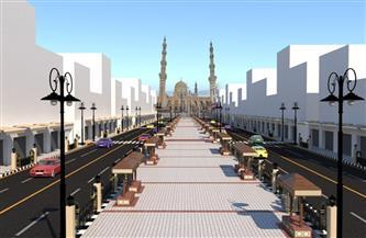 محافظة الغربية توضح حقائق وأهداف تطوير ميدان المحطة ومحيط مسجد السيد البدوي بطنطا| صور