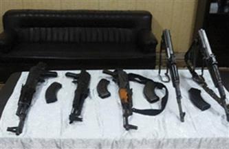 ضبط 46 قطعة سلاح وكمية من المخدرات وتنفيذ 897 حكما قضائيا في حملة أمنية بسوهاج