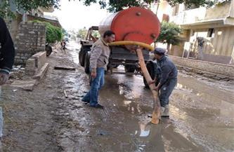 كفر الشيخ ترفع حالة الطوارئ لمواجهة الطقس السيئ.. وتوقف حركة الصيد | صور