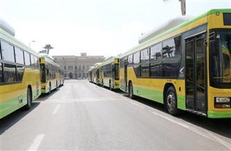 الموافقة على تحويل 2300 أتوبيس تابع لهيئة النقل العام للعمل بالغاز الطبيعي