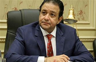 علاء عابد رئيسًا للجنة النقل بمجلس النواب.. ويؤكد: «سنعمل طبقا لتوجيهات الدولة وسياستها الناجحة»