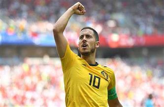 """هازارد """"اللاعب الأكثر رمزية"""" في تاريخ المنتخب البلجيكي"""