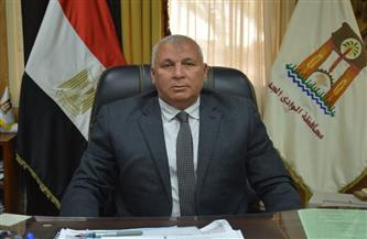محافظ الوادي الجديد يستعرض مع رؤساء المدن موقف التصالح فى مخالفات البناء