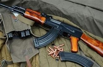 ضبط 70 بندقية آلية خلال حملات أمنية