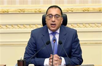 رئيس الوزراء يحضر مباراة مصر وسلوفينيا