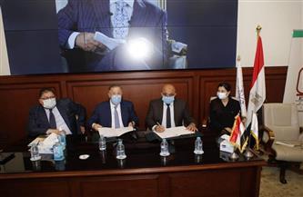 اتحاد المستثمرين يبدأ تدشين أضخم منصة عالمية لترويج المنتج المصري| صور