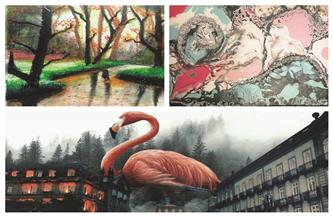 « نقاط 4» .. معرض دولى للفنون البصرية | صور