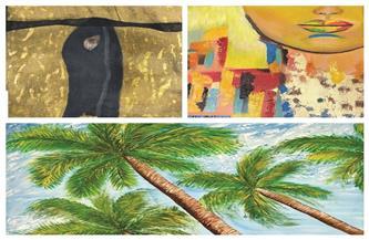 منمنمات فنية فى جاليرى لمسات.. معرض يضم 150 عملا لـ51 فنانا مصريا وعربيا