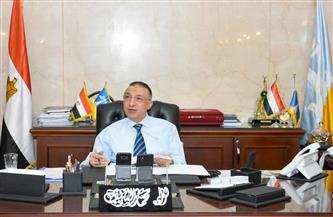 """محافظ الإسكندرية يتابع مع أعضاء """"حياة كريمة"""" تنفيذ مشروعات تطوير القرى في برج العرب القديمة"""