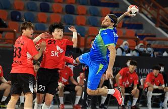 مونديال اليد.. سلوفينيا تكتسح كوريا الجنوبية بنتيجة 51 - 29
