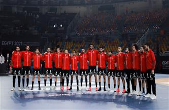 """منتخب مصر لليد يستعد لمواجهة مقدونيا بـ""""فيديو مباراة تشيلي"""""""