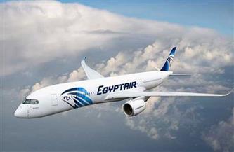 """""""مصر للطيران"""" تفرض إجراءات جديدة على المسافرين إلى بريطانيا وأمريكا"""