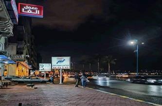 تحسن نسبي في الطقس بالإسكندرية.. والمحافظة ترفع درجة الاستعداد | صور
