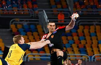 «مجموعة مصر».. السويد تفوز على مقدونيا 32 - 20