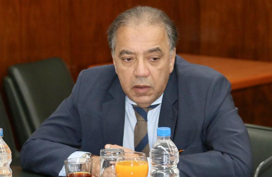 رئيس ;إفريقية النواب; يشكر برلمانات إفريقيا لدعم مصر في الفوز بمقعد نائب رئيس لجنة المرأة