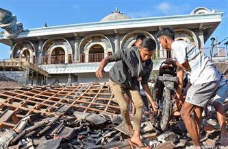 """زلزال إندونيسيا يقتل 35 شخصا ويصيب المئات وسط مخاوف من """"تسونامى"""""""