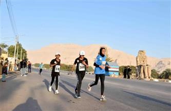"""انطلاق سباق ماراثون مصر الدولي من أمام ساحة """"حتشبسوت"""".. والأقصر تستعد لسباق """"رمسيس"""""""