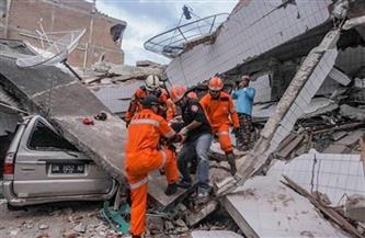 مصر تُعرب عن تعازيها في ضحايا الزلزال الذي ضرب إندونيسيا