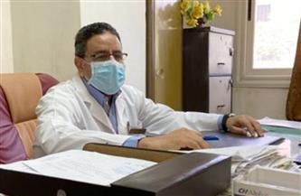مدير مستشفى القناطر الخيرية يعلن تعافيه من فيروس كورونا