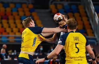 لاعب الدائرة بمنتخب السويد: سعداء بوجودنا في مصر وبإقامة مونديال اليد