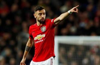 «فيرنانديز» يفوز بجائزة لاعب الموسم في مانشستر يونايتد