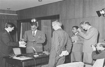 في الذكرى الـ 103 لميلاد الزعيم.. رسائل ناصر وكيندي الفلسطينية.. الرئيس الأمريكي يكتب حول القضية « العاطفية»