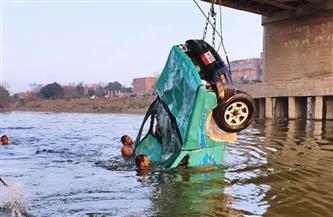 محافظ الشرقية يُتابع أعمال انتشال جثمان ضحية حادث الزوامل ببلبيس |صور