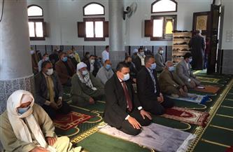 افتتاح 4 مساجد بمركزي سنورس وإطسا بتكلفة 4,3 مليون جنيه في الفيوم |صور